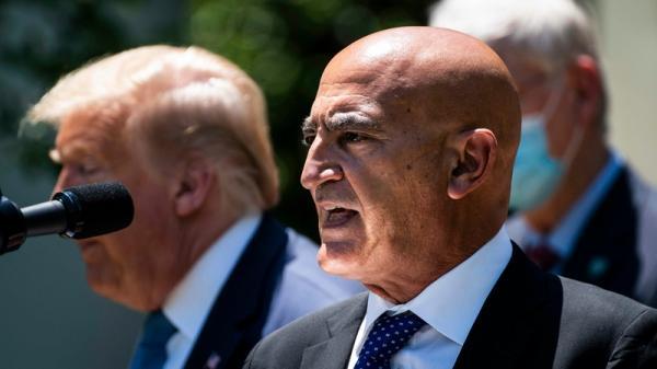 """بطلب من الرئيس الأمريكي المقبل """"بايدن"""" ... العالم المغربي """"منصف السلاوي"""" يقدم استقالته من رئاسة الفريق المطور للقاح كورونا"""
