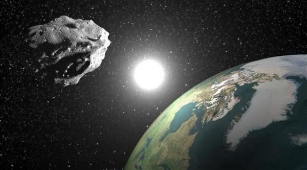 كويكبان يمران قرب الأرض هذا الأسبوع