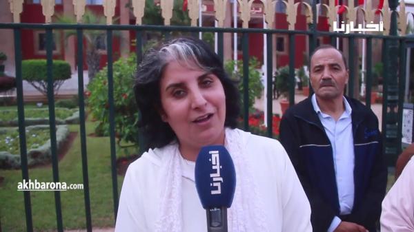"""بالفيديو:""""رحاب"""" تشرح بالتفصيل الطريقة الجديدة لتوزيع الدعم المالي على الصحافيين"""