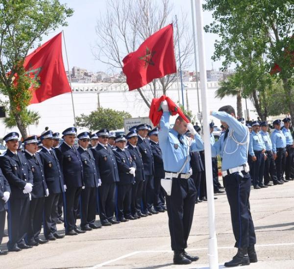 مباراة توظيف أزيد من 3600 عنصر بالأمن الوطني