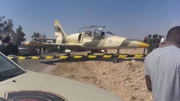 طائرة عسكرية ليبية تخترق المجال الجوي التونسي