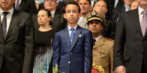"""سابقة: ولي العهد """"الأمير مولاي الحسن"""" ينتقل للدراسة بهذه المدينة"""