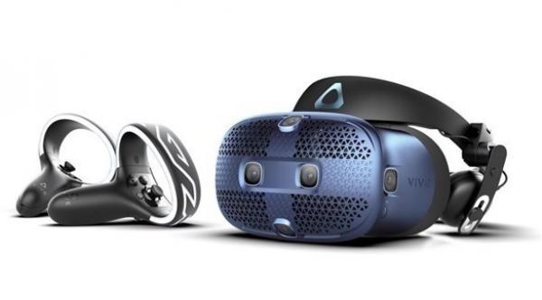 إتش تي سي تطلق نظارة للواقع الافتراضي