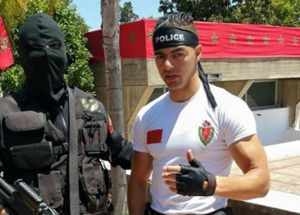 """الشرطي هشام الملولي يقرر مغادرة أرض الوطن عبر """"قوارب الموت""""!"""