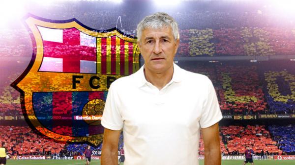 برشلونة يقيل مدربه فالفيردي ويعين سيتيين بديلا