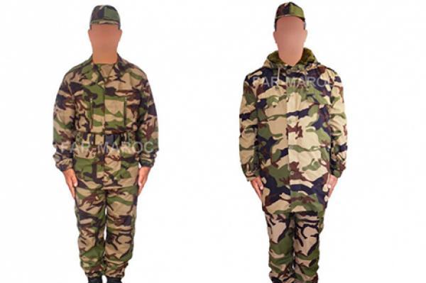 زي رسمي جديد للقوات المسلحة الملكية (صور)