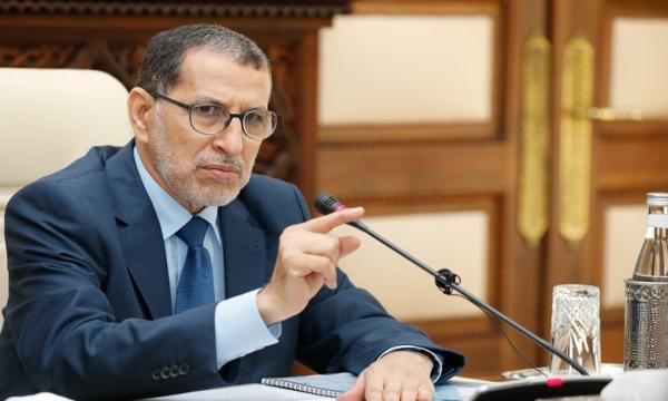 """العثماني يرفض الزيادة في مقاعد مجلس النواب ويدافع عن الأزمي بعد تصريح """"بيليكي"""""""