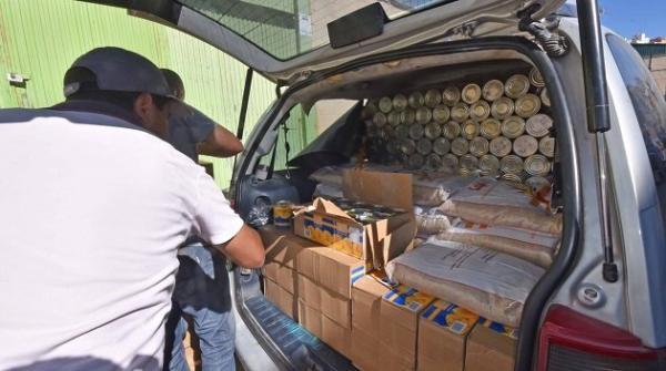في خطوة مفاجئة...المغرب يمنع سيارات التهريب من إدخال السلع عبر معبر باب سبتة