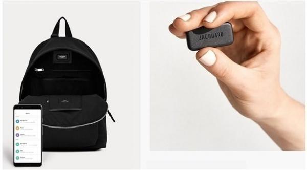 غوغل تطلق حقيبة ظهر ذكية بالتعاون مع إيف سان لوران