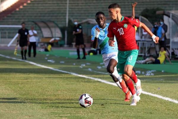 بالفيديو: أشبال الأطلس يحققون فوزا ساحقا على جيبوتي في كأس العرب بمصر