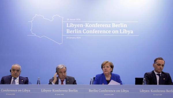 بعد إقصاء المغرب..هذه قرارات مؤتمر برلين حول ليبيا