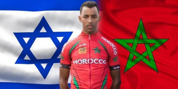 جدل كبير بعد انضمام شاب مغربي لفريق رياضي إسرائيلي محترف