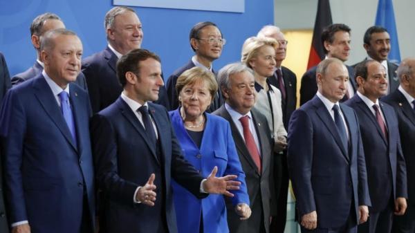 ما هي الدولة التي رفضت حضور المغرب قمة برلين؟