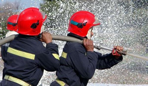 رجل إطفاء يشعل النار في جسده حتى الموت داخل مقر عمله بالقصر الكبير