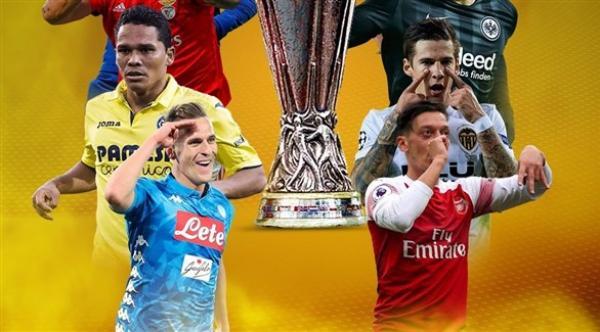 مواجهة نارية في ربع نهائي الدوري الأوروبي
