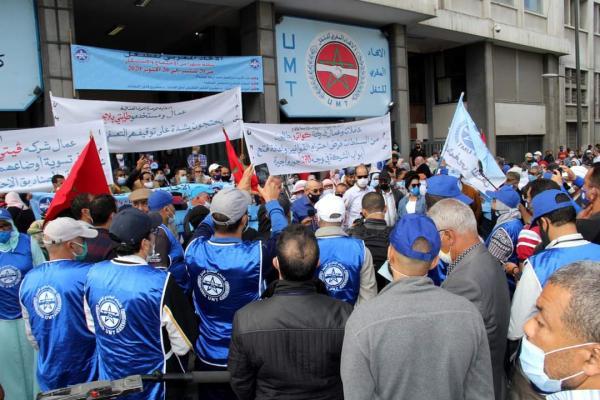 """نقابيون: مساهمة """"التضامن الإجتماعي"""" ظلم ضريبي جديد..."""
