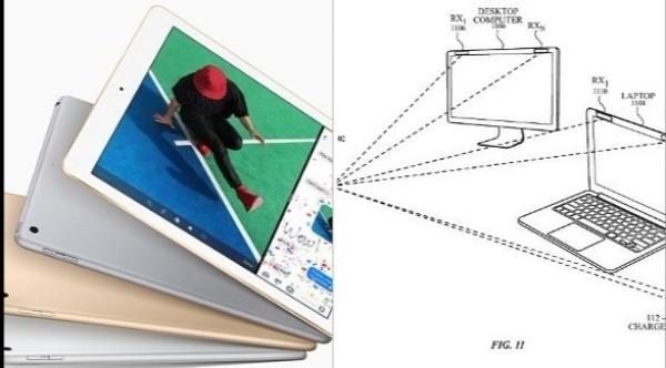 أبل تطور قلماً ضوئياً يكتب ويرسم دون لمس الشاشة