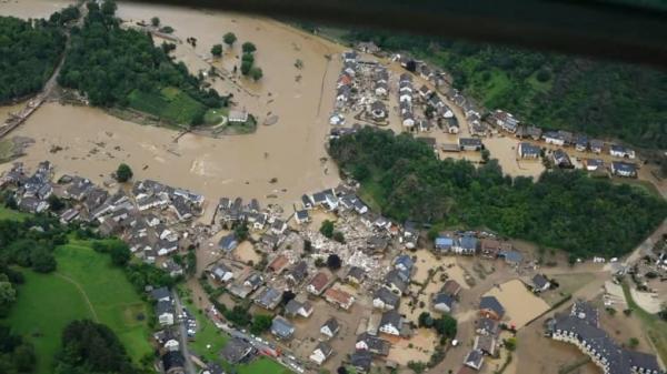 حصيلة جديدة: مصرع 180 شخصا جراء الفيضانات القوية التي اجتاحت ألمانيا