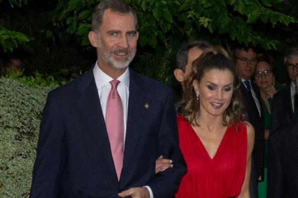 بــلاغ من وزارة القصور حول زيارة العاهل الإسباني وعقيلته للمغرب