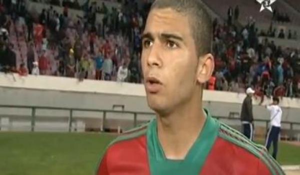 ريال مدريد مهتم بلاعب المنتخب المغربي للفتيان وليد الصبار