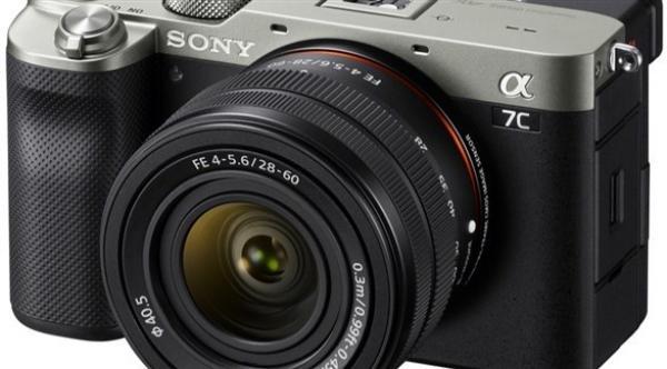 سوني تطلق الكاميرا Alpha 7C الجديدة