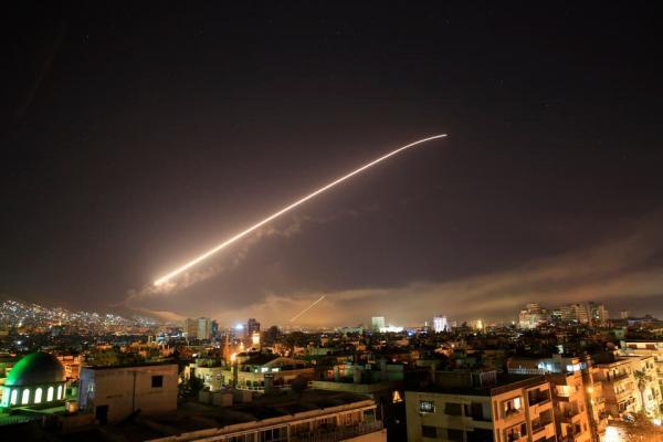 في تصعيد جديد...سلاح الجو الإسرائيلي يقصف العاصمة السورية دمشق وحديث عن سقوط عدد من ضحايا