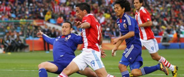 مونديال روسيا: اليابان تختتم استعداداتها بفوز عريض على البارغواي