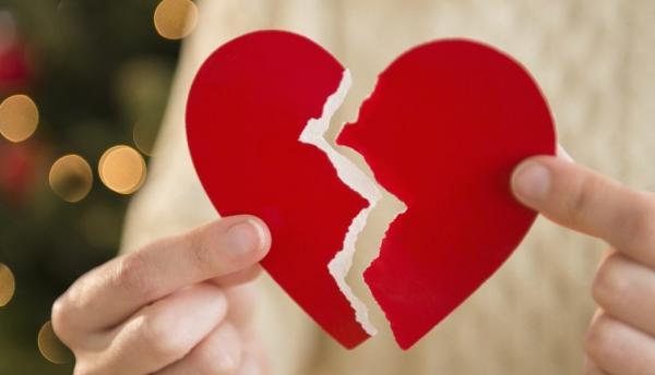 عذاب الحب يضر القلب