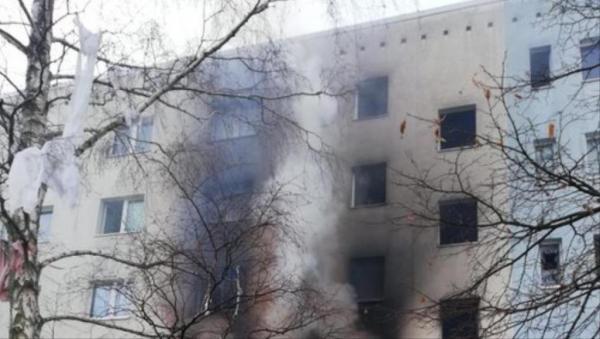 قتيل و جرحى جراء انفجار في مبنى سكني شرق ألمانيا
