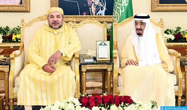 الملك محمد السادس يتضامن مع السعودية وهذا ما جاء في البرقية التي أرسلها للملك سلمان