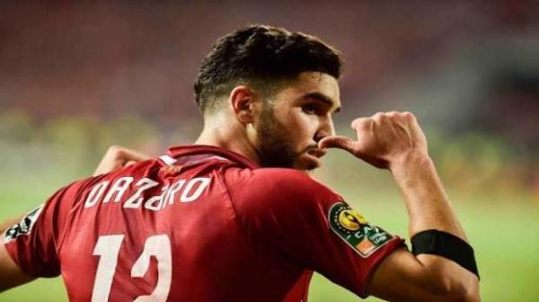 تفاصيل فشل صفقة انتقال أزارو إلى الدوري السعودي