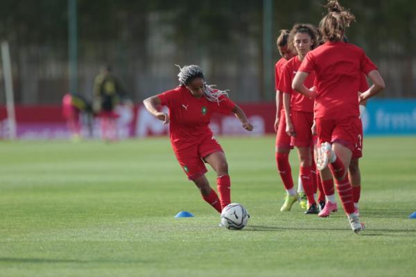 المنتخب المغربي النسوي يفوز على نظيره المالي بثلاثية(فيديو)