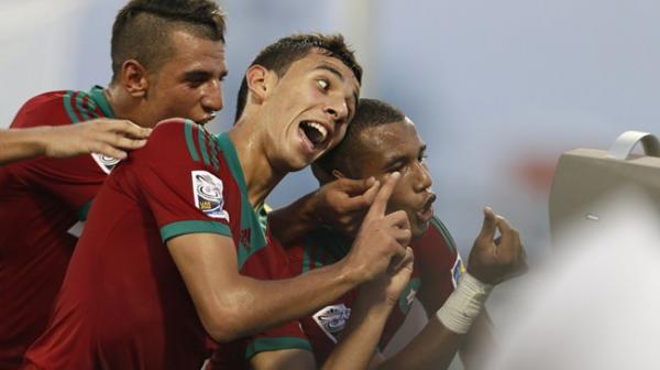 موقع الفيفا : المنتخب المغربي فاجأ الجميع بأسلوبه الممتع والجميل في مونديال الامارات