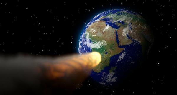 """اكتشاف """"مخلوق غريب"""" داخل صخرة قادمة من الفضاء(صورة)"""