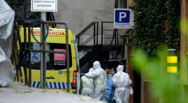 849 حالة وفاة جديدة بإسبانيا بفيروس كورونا في حصيلة قياسية خلال يوم واحد