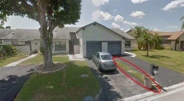 بالصور ..يدفع  آلاف دولار لشراء منزل فيصدم بهذه المفاجآة