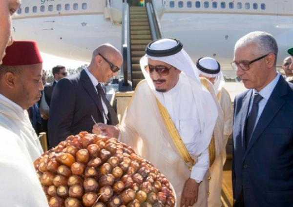 """أنباء عن إلغاء الملك """"سلمان بن عبد العزيز"""" لعطلته بطنجة والغموض يحيط الأسباب"""