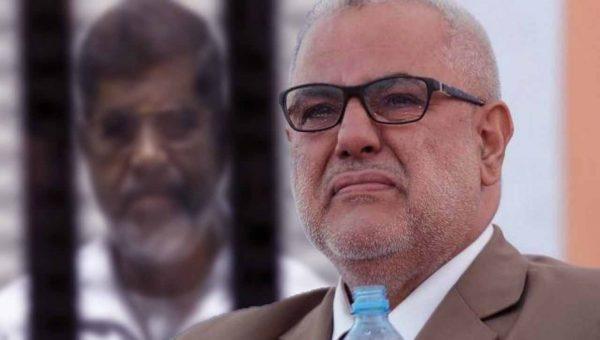 """هذه أول عبارة قالها """"بنكيران"""" لما  شاهد خبر وفاة """"مرسي"""""""