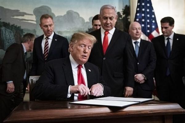 """أمريكا تُعلن موافقة المغرب حضور مؤتمر """"صفقة القرن"""" بالبحرين"""