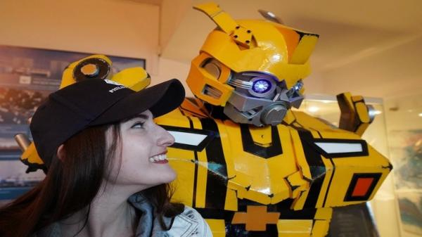 كوريا الجنوبية بصدد تصميم روبوت مقاتل على هيئة الإنسان