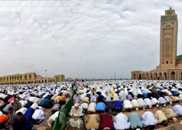 هذه هي مواعيد صلاة عيد الأضحى 1440هـ بمختلف مدن وجهات وعمالات وأقاليم وجماعات المغرب