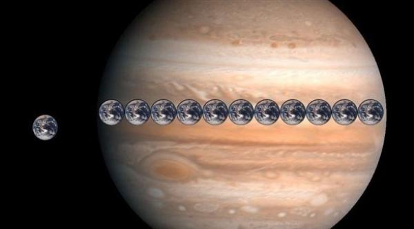العلماء يبدأون كشف الأسرار المحيّرة لكوكب المشتري