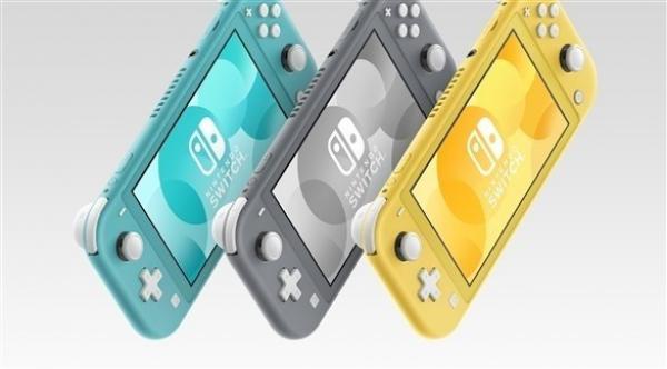 نينتندو تكشف عن Switch Lite الجديد