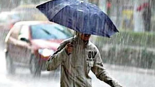 المناطق المعنية بالتساقطات المطرية والزخات الرعدية مع بداية الأسبوع
