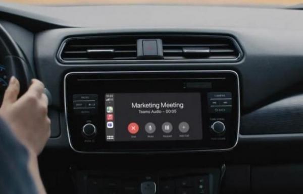 مايكروسوفت تعلن  تطوير برنامج الاجتماعات والمؤتمرات Teams خاص بالسيارات