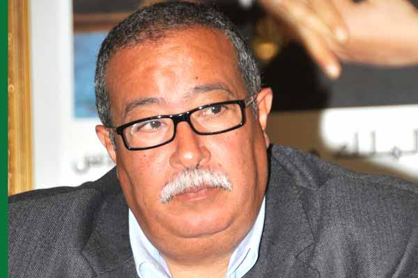 """""""الشرقاوي"""" يطالب بعزل """"اخشيشن"""" على خلفية واقعة ابنته التي هزت الرأي العام"""