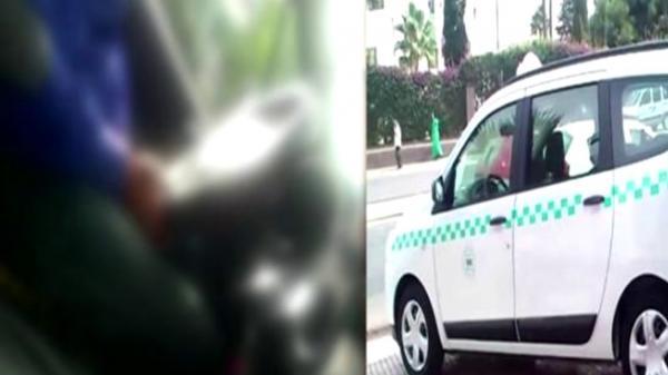 فتاة تُصور سائق طاكسي بتطوان يمارس العادة السرية والأمن يبحث عنه