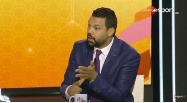 إنهيار عبد الظاهر السقا على الهواء بعد هزيمة مصر أمام جنوب أفريقيا