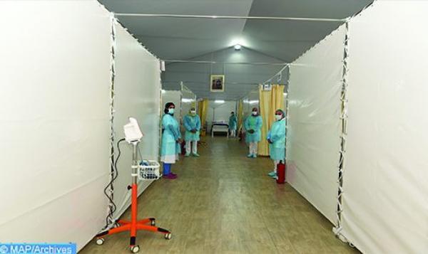 حصيلة الاصابات اليومية بكورونا تعود للارتفاع واستمرار تسجيل أرقام كبيرة في عدد المتعافين