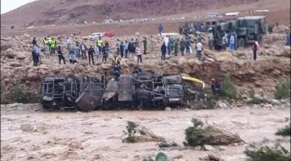 """عدد قتلى """"حافلة الرشيدية"""" يبلغ 30 شخصا والحصيلة مرشحة للإرتفاع"""
